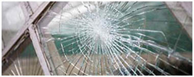 South Woodford Smashed Glass
